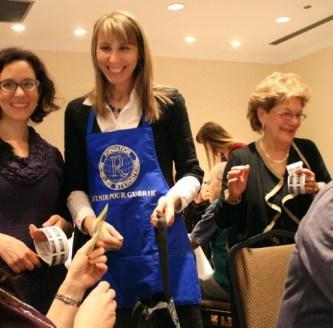 Centres d'Accueil Héritage 17 Annette Dubreuil, Linda Lizotte, Lise Devine du Club Richelieu Trillium lexpress.to.jpeg