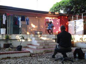 Répétition de 'La couleur de l'aube', Port-au-Prince Photo Claire Binet.JPG