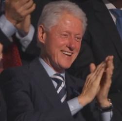 L'ex-président Bill Clinton.