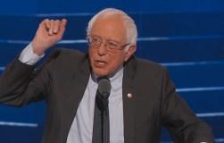 Le sénateur Bernie Sanders.