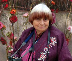 La cinéaste française Agnès Varda.