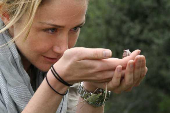 La fondatrice de Blue Legacy, Alexandra Cousteau, recevra le 23 octobre le Prix EcoHero 2016.
