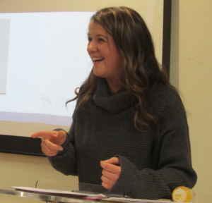 Julie Dzerowicz, la députée fédérale de la circonscription de Davenport