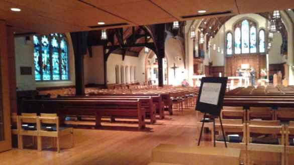 Cathédrale de l'Église du Christ à Vancouver
