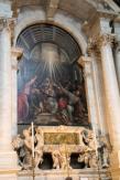 Une oeuvre du Titien dans l'église de la Salute. (Photo: Odile Collet)