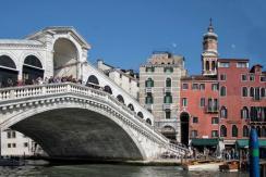 Le pont du Rialto. (Photo: Odile Collet)