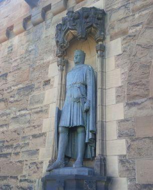 La statue de William Wallace.