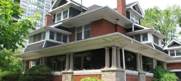 John McKenzie House, (Photo: The Ontario Historical Society)