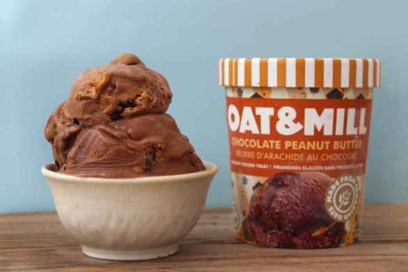 Les desserts de Oat&Mill