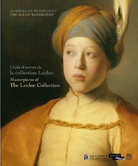 Collection Leiden, catalogue, coédition musée du Louvre éditions/Somogy éditions d'art, 80 pages, 40 illustrations, 12 €,. Garçon à la cape et au turban, Vers 1631. Huile sur panneau. 66,7 x 51,7, New York, The Leiden Galllery.