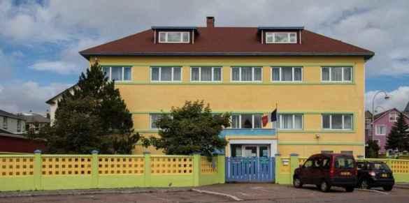 L'édifice du Conseil territorial. (Photo: Odile Collet)