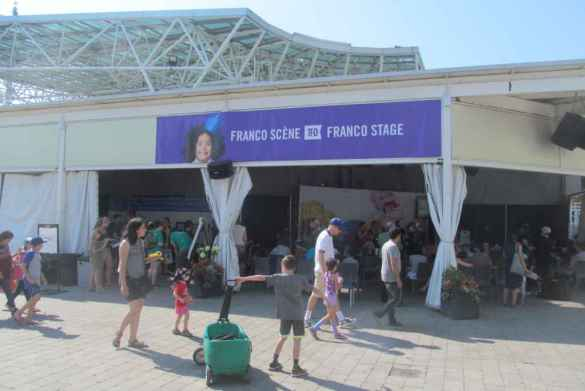 La Franco Scène de TFO