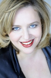 La soprano Karina Gauvin.