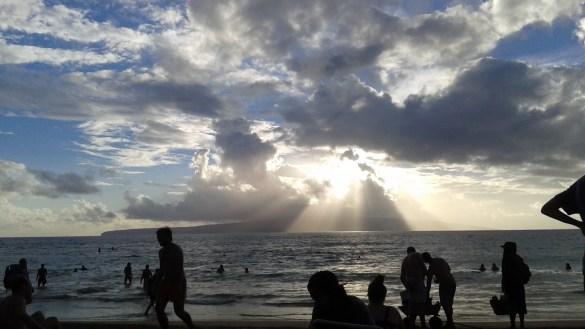 La plage Pu'uOlai est l'une des seules plages où le nudisme est permis à Maui. (Photo: Sandra Dorelas)
