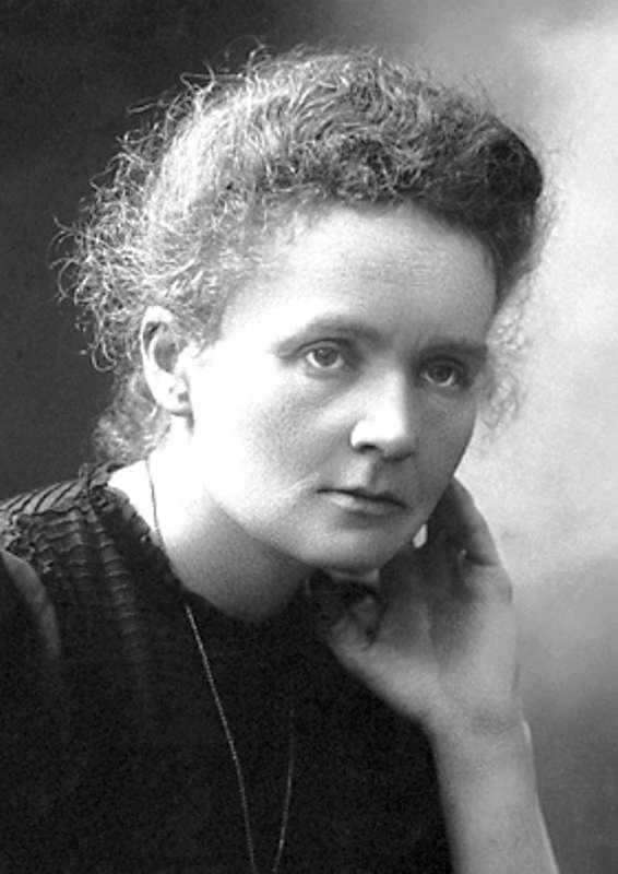 Marie Curie est née en 1867.
