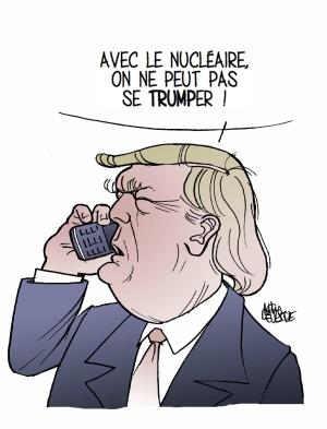 Donald Trump: le nucléaire