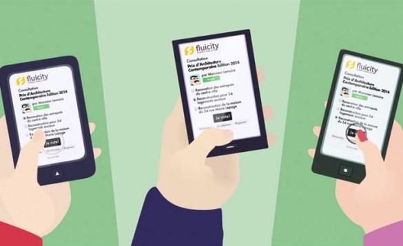 Fluicity, l'application citoyenne des français se développe en Amérique du Nord