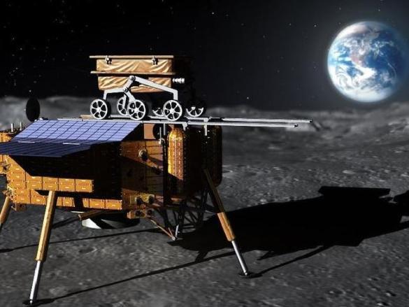 La mission chinoise Chang'e 4 veut se poser sur la face cachée de la Lune.