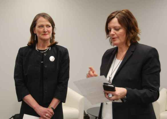 Nicole Lemieux Bureau du Québec à Toronto