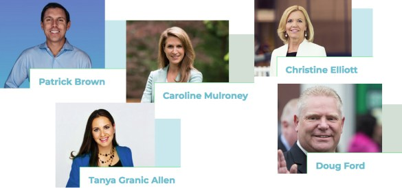 Candidats Ontario PC