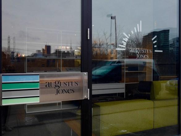 La boutique Augustus Jones sur avenue Davies