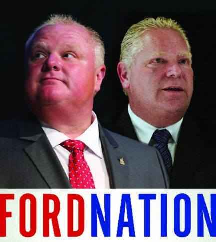 Rob & Doug Ford