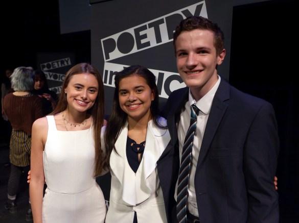 concours Les Voix de la poésie