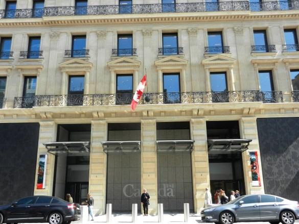 Centre culturel canadien de Paris