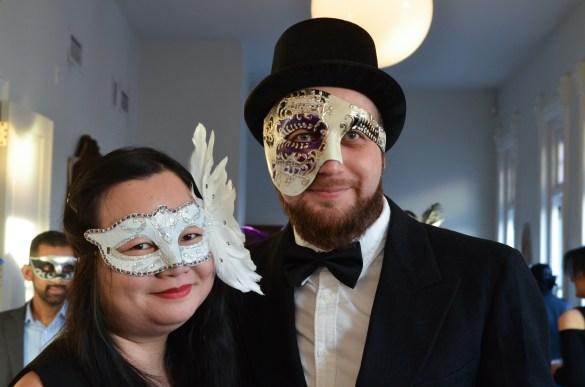 Masquerade (5 sur 6)/apéro chic
