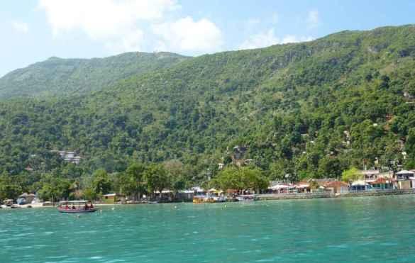 PHOTO 4 océan, côte haïtienne