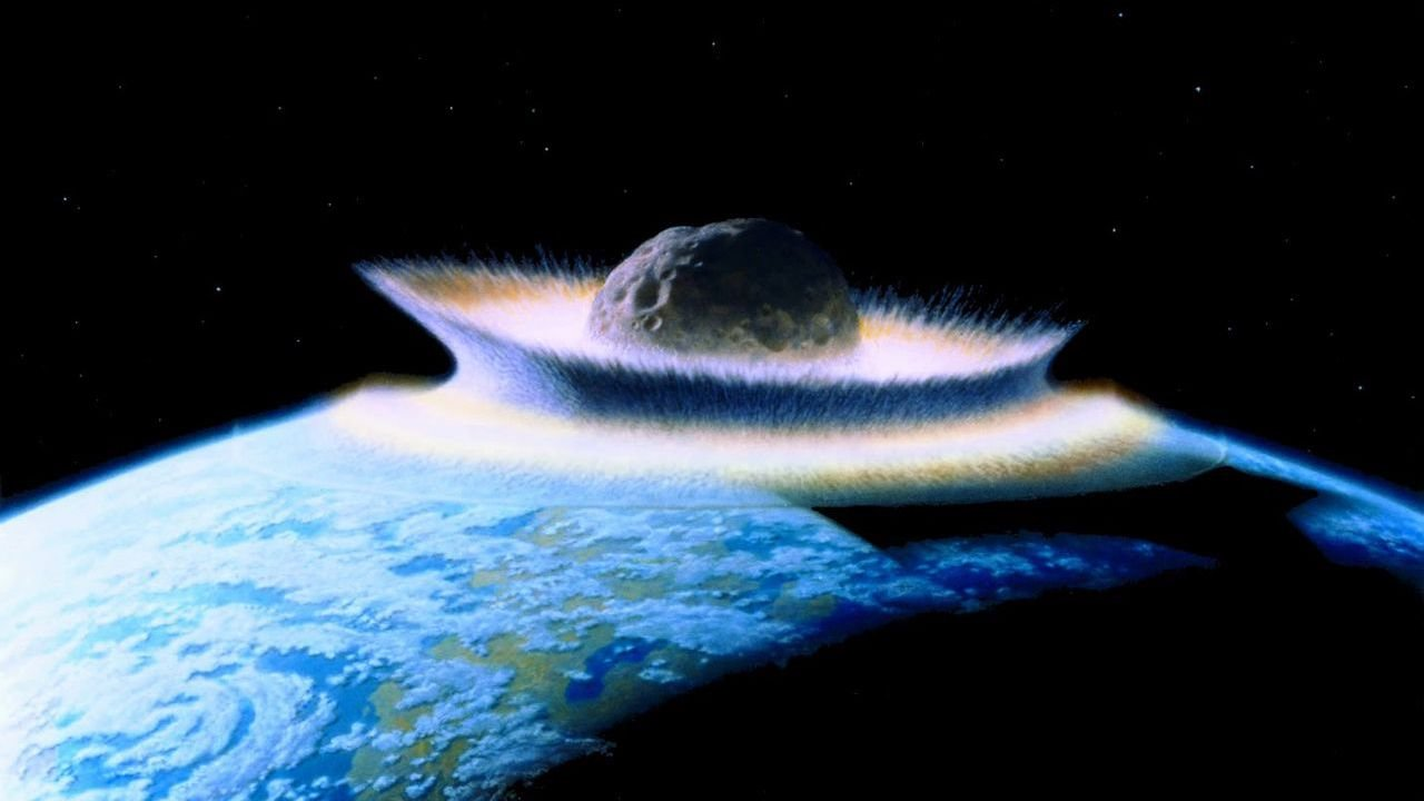 Un astéroïde passera entre la Terre et la Lune ce soir