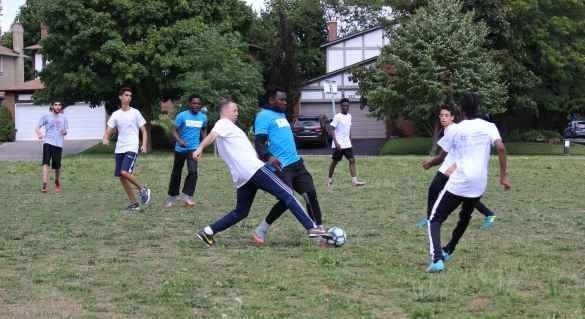 Tournoi de soccer