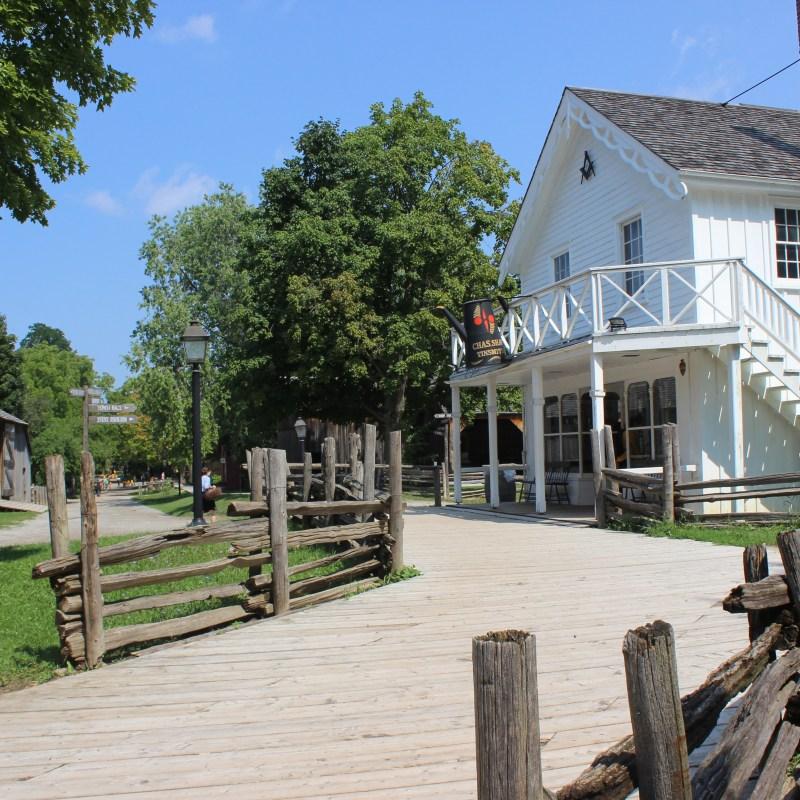 Village Pionnier de Black Creek