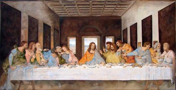 Tout l'œuvre peint de Léonard de Vinci - l-express.ca