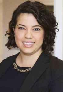 Soukaina Boutiyeb, présidente de l'ACFO Ottawa