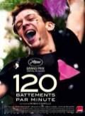 20 juin 2019: le grand film français 120 battements par minute, de Robin Campillo, sur la lutte d'Act Up Paris pour sensibiliser la population au sida.