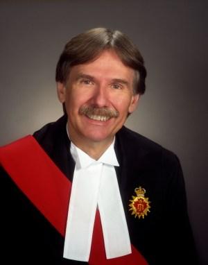 Le juge Edward Belobaba