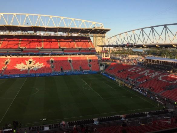 Toronto FC - Los Angeles Galaxy