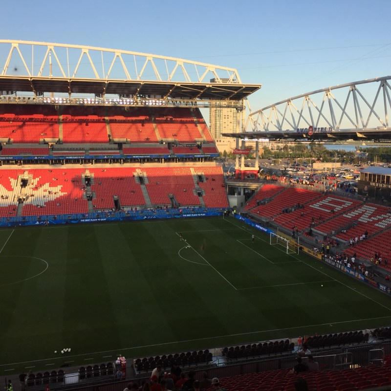 Toronto FC - Los Angeles Galaxy