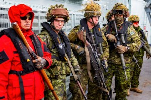 Forces armées canadienne