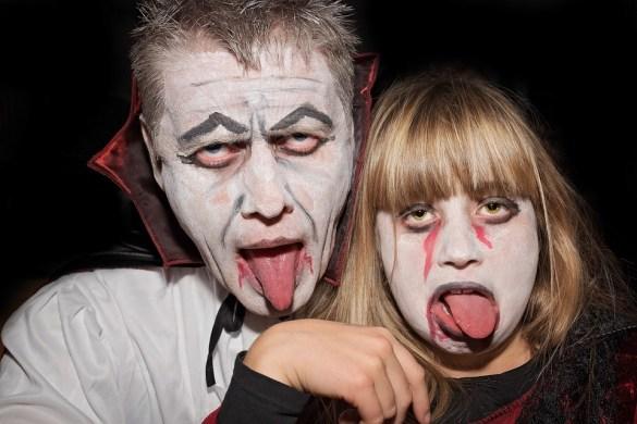 maquillage de vampires