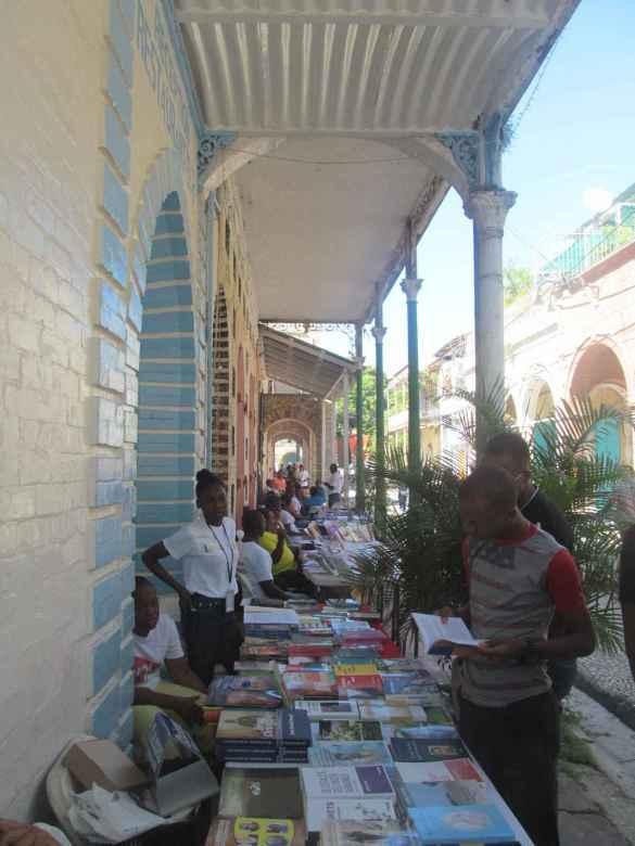 Salon du Livre Jacmel Haiti