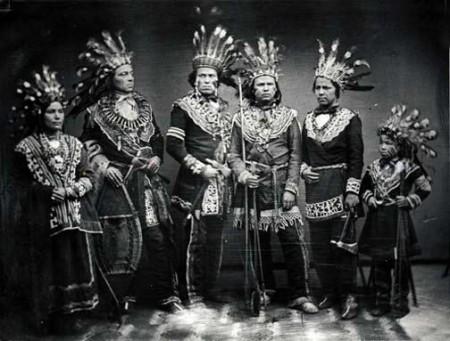 Autochtones en Europe