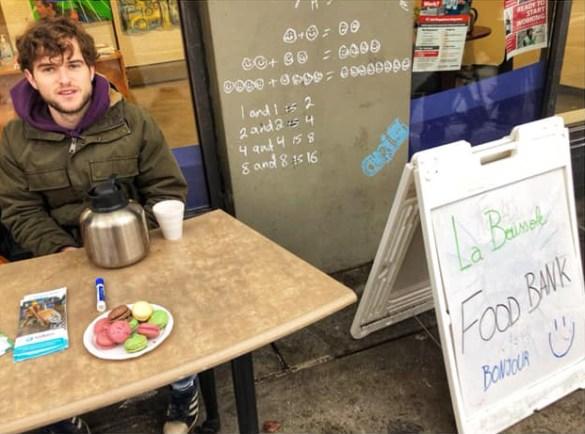 Banque alimentaire pauvreté
