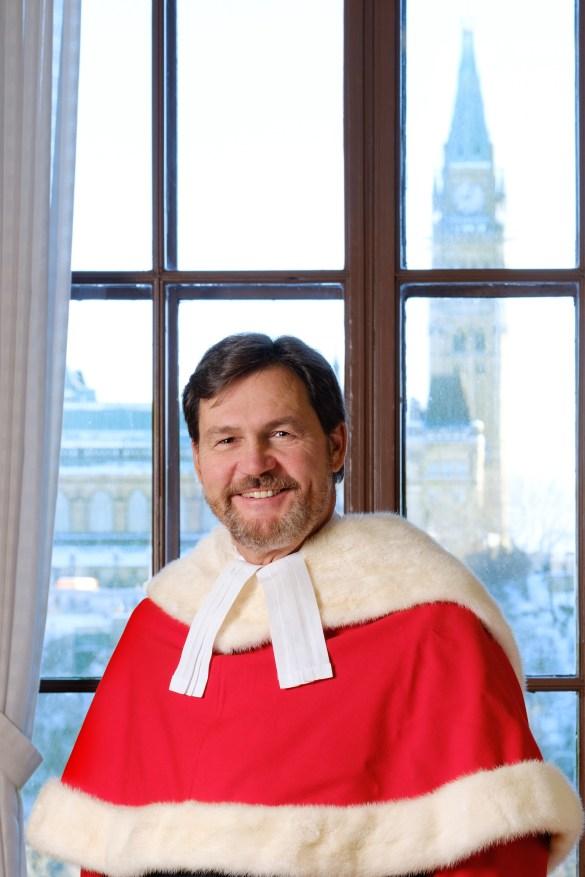 Richard Wagner, juge en chef du Canada