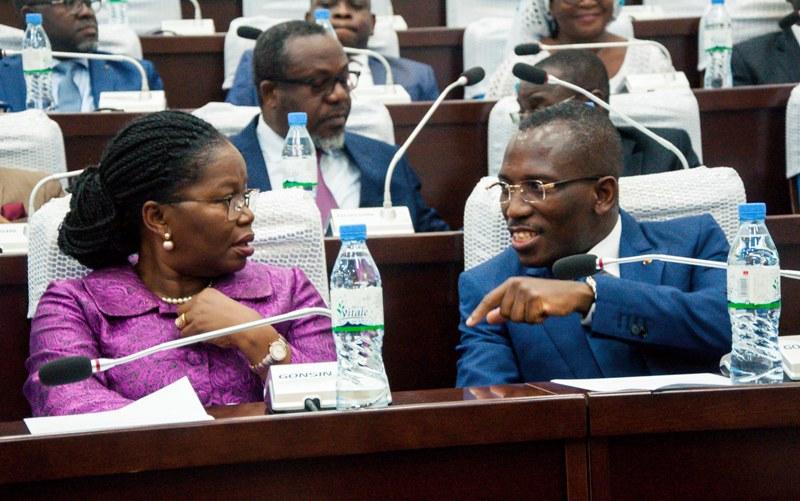 Togo, Assemblée nationale, déclaration de politique générale, Selom K. Klassou,