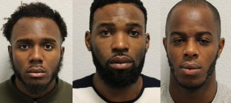 3 Nigérians condamnés à 40 ans de prison au Royaume-Uni, les raisons