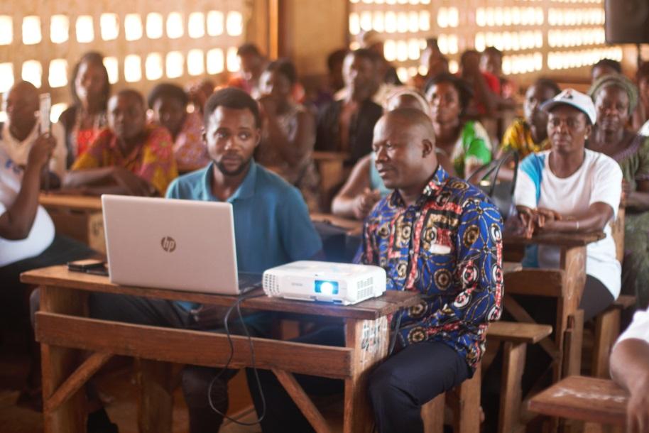 3Togo-Elections Municipales les populations d'Agoè-Nyivé 1 invitées à choisir la continuité du Plan National de Développement (PND)
