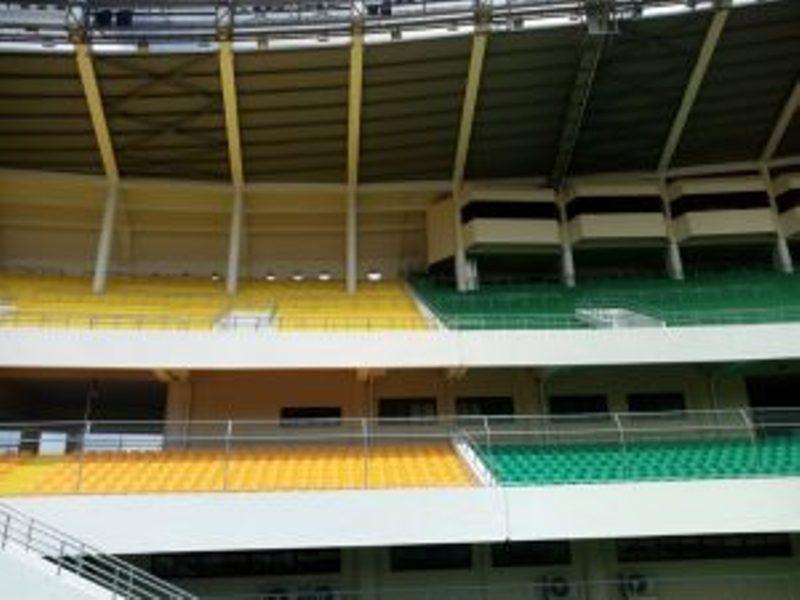Togo : le stade de Kégué rénové (Photos)