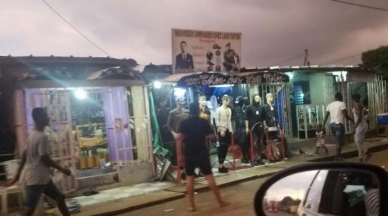 Abidjan, prostituée, meurtre,